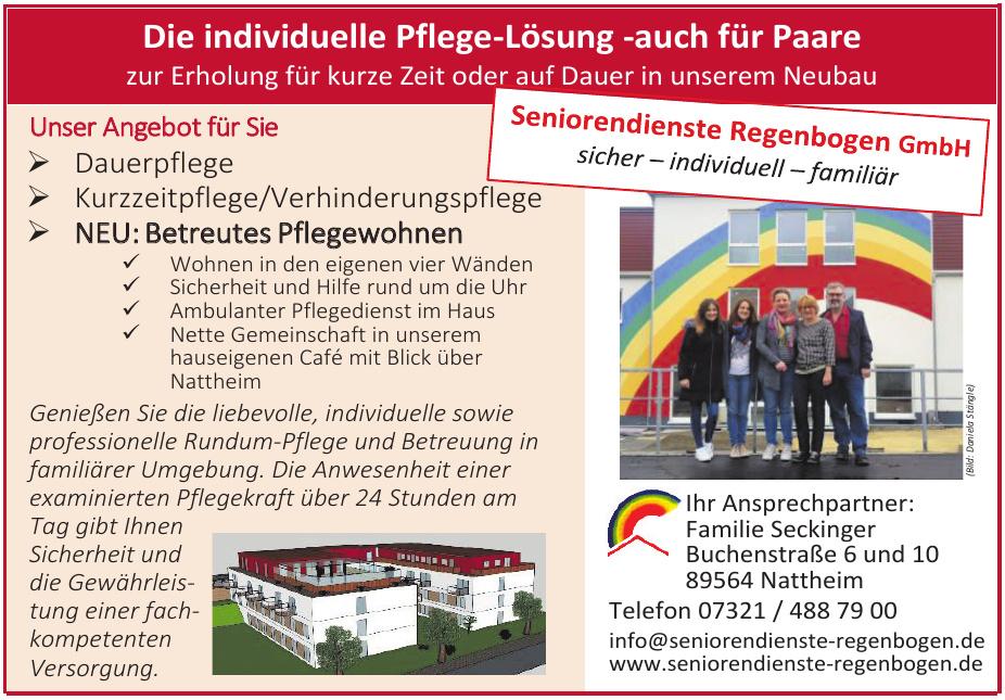 Seniorendienste Regenbogen GmbH