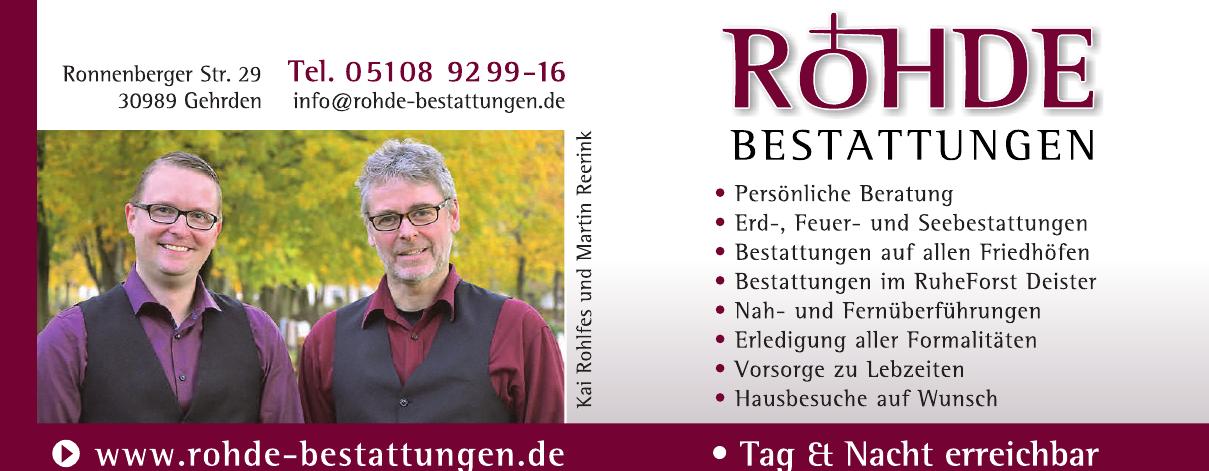 Rohde GmbH