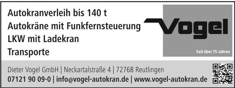 Dieter Vogel GmbH