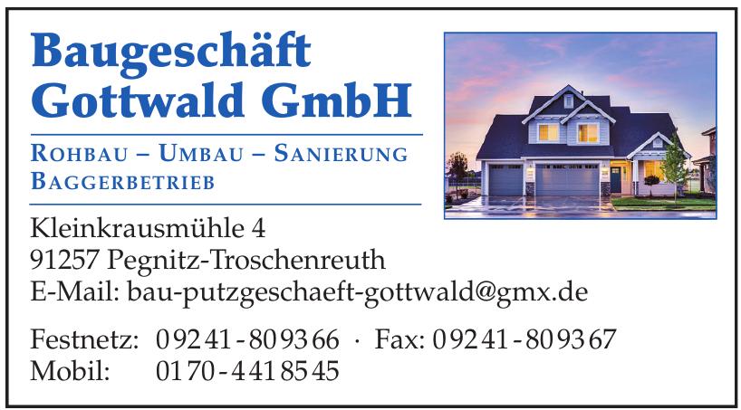 Baugeschäft Gottwald GmbH