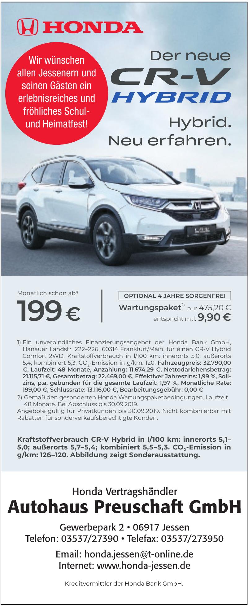 Autohaus Preuschaft GmbH