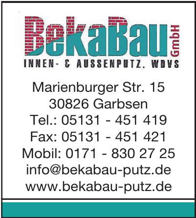 BekaBau GmbH