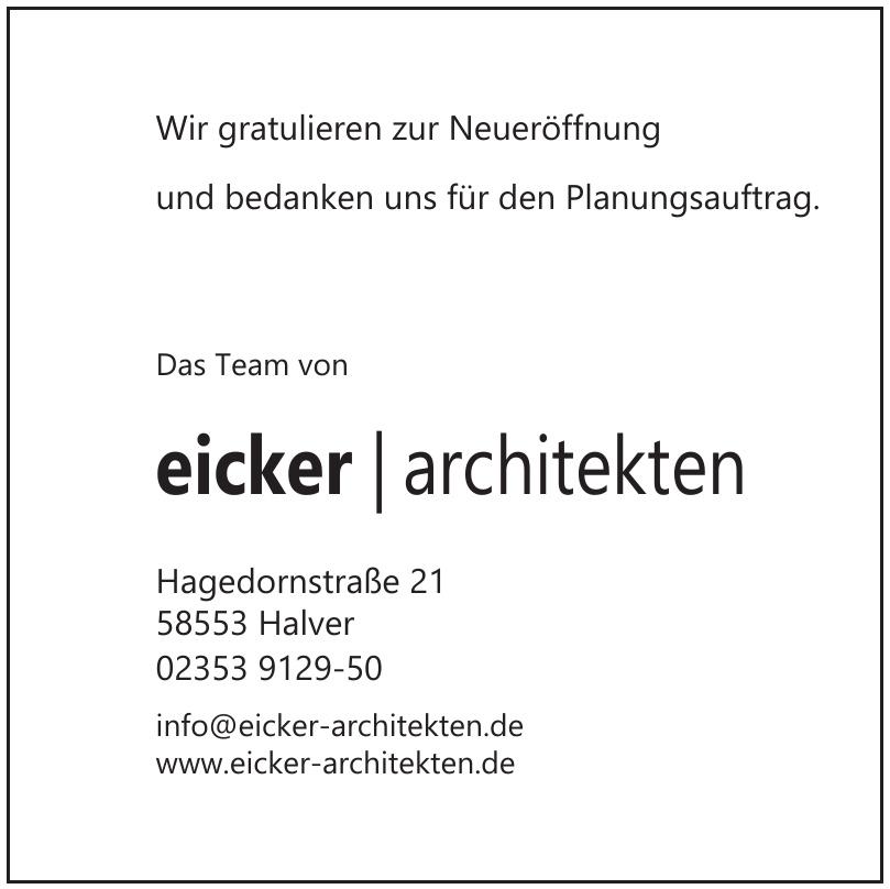 Eicker Architekten