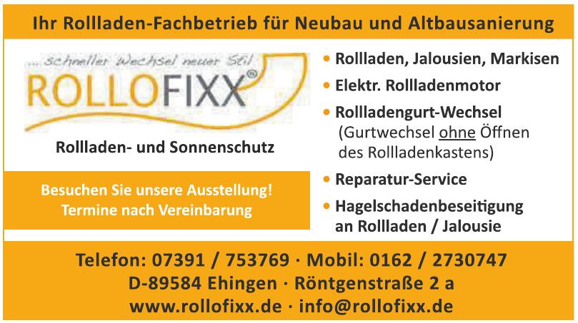 Rollofixx