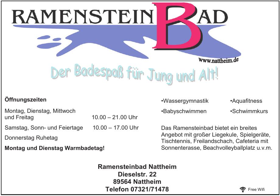 Ramensteinbad Nattheim