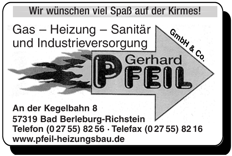 Gerhard Pfeil GmbH & Co. KG