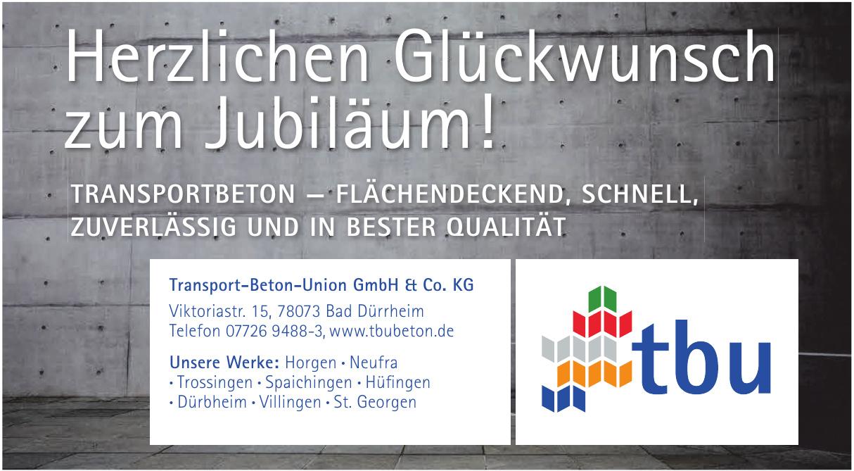 Transport-Beton-Union GmbH & Co. KG