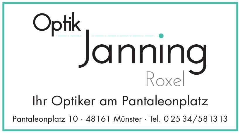 Optik Janning Roxel