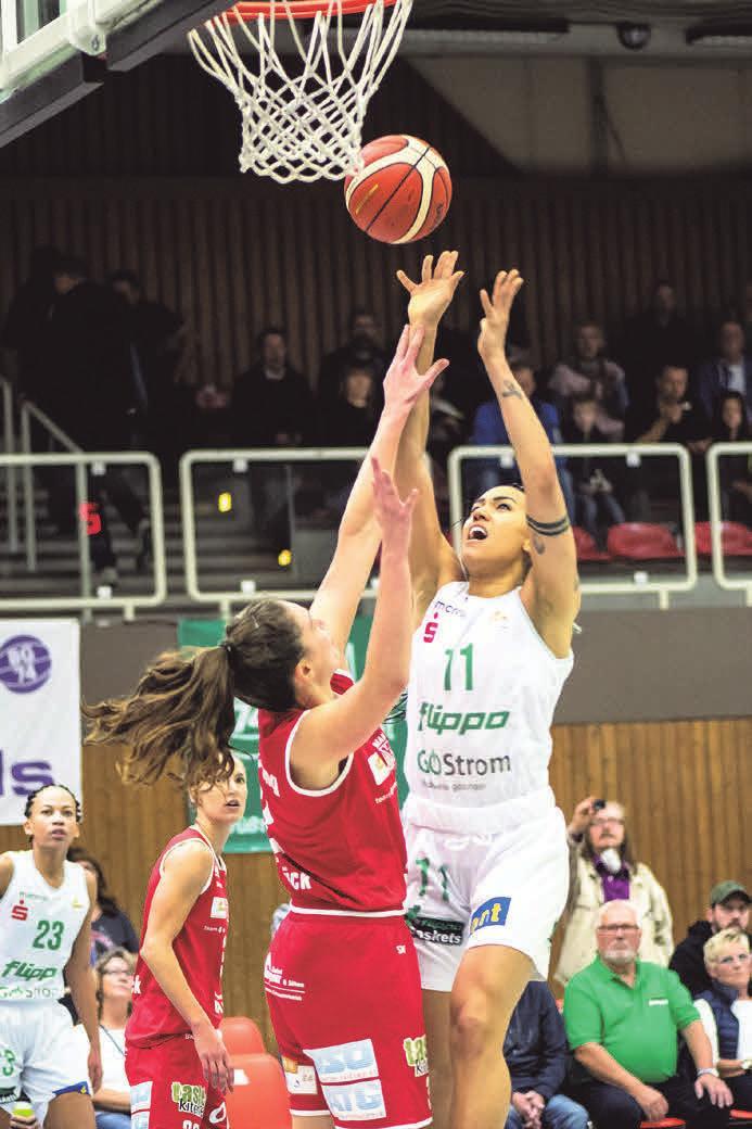 Flippo Baskets          FOTO: PFÖRTNER