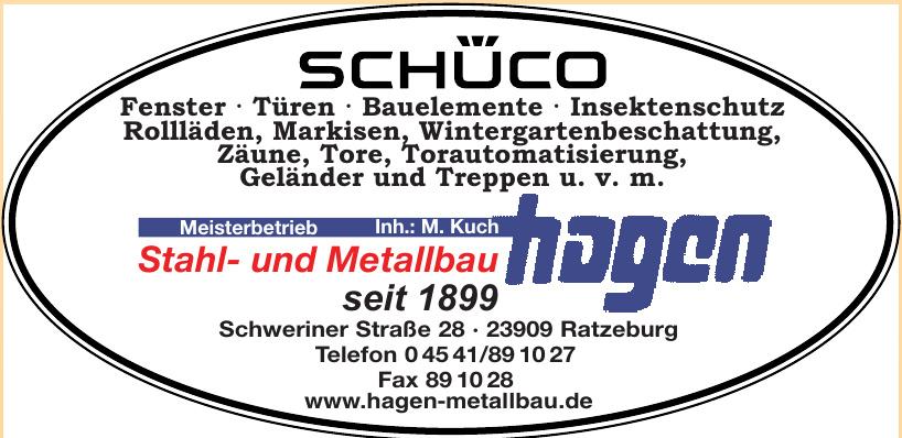 Stahl- und Metallbau Hagen