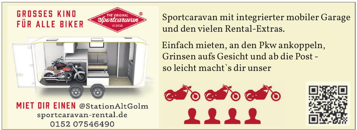 Sportcaravan