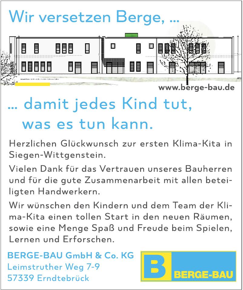 BERGE-BAU GmbH & Co. KG