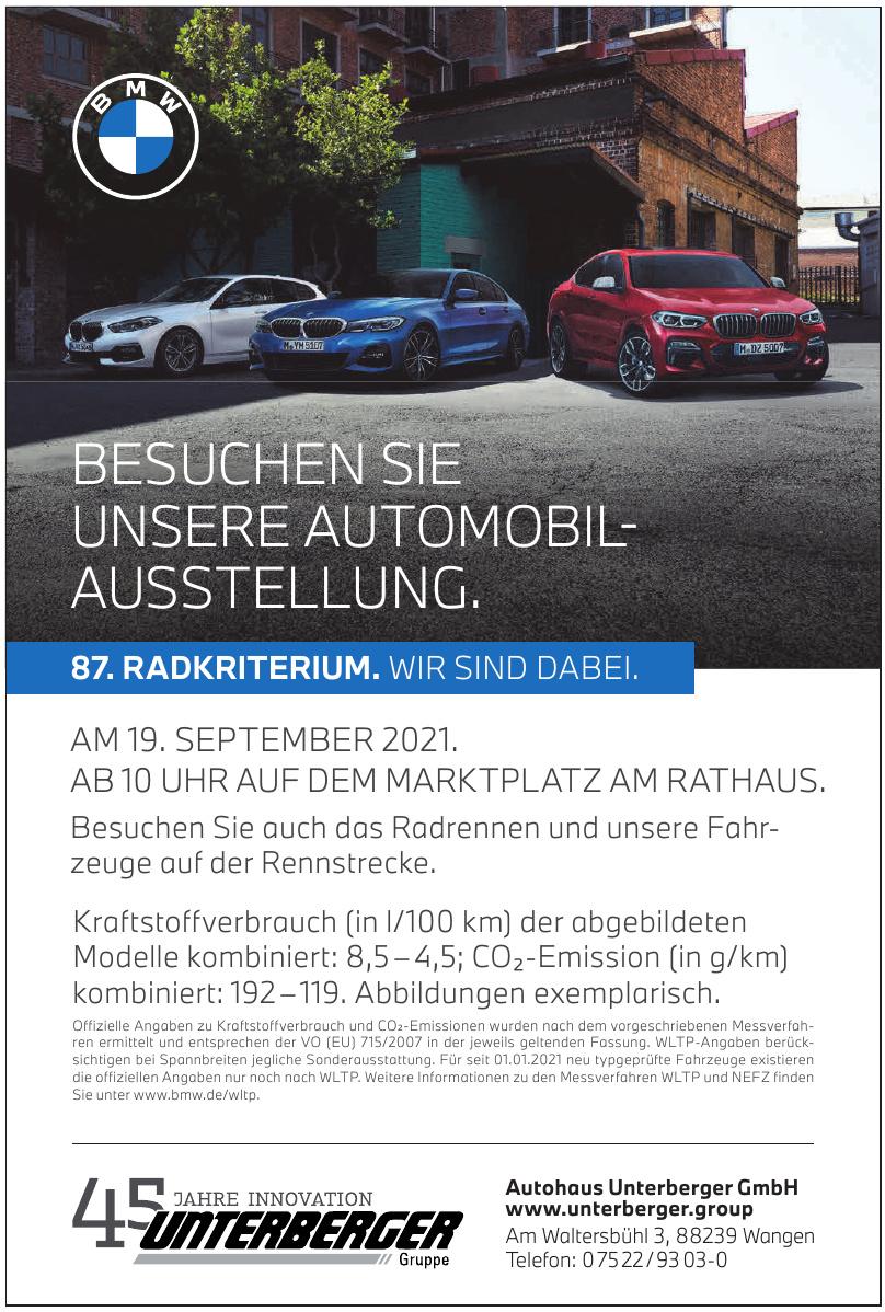 Autohaus Unterberger GmbH