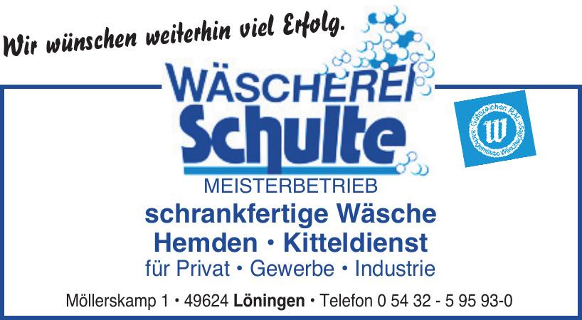 Wäscherei Schulte GmbH