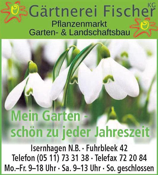 Gärtnerei Fischer KG