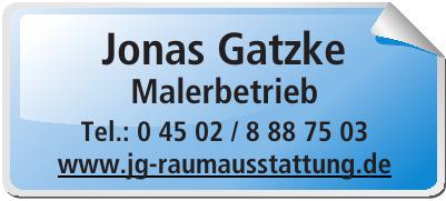 Jonas Gatzke Malerbetrieb