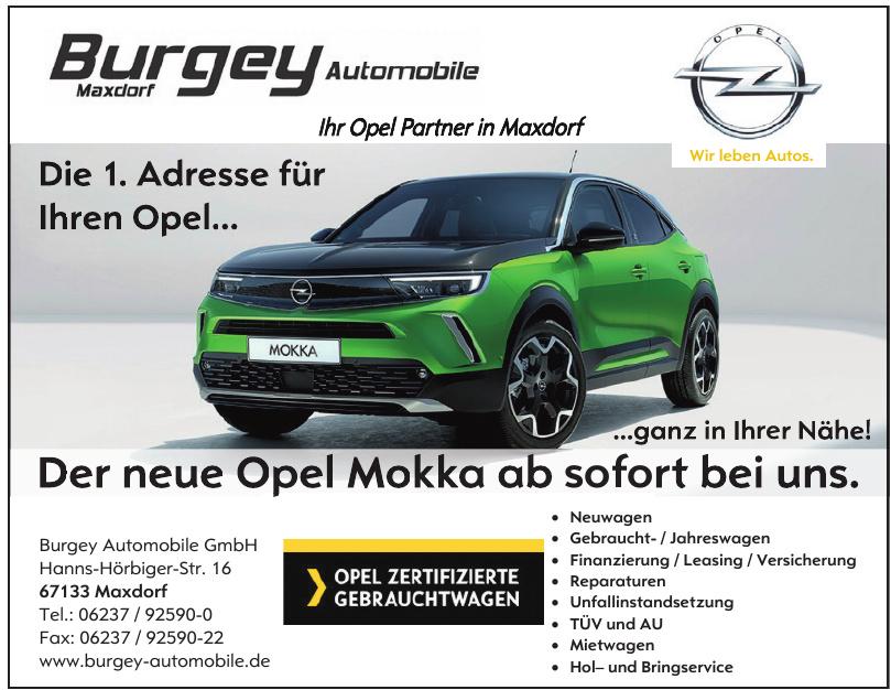 Burgey Automobile GmbH