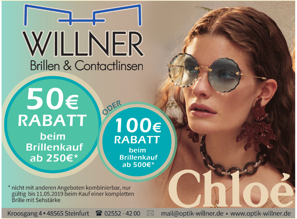 Willner Brillen & Contactlinsen