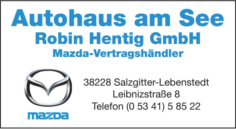 Autohaus am See Robin Hentig GmbH