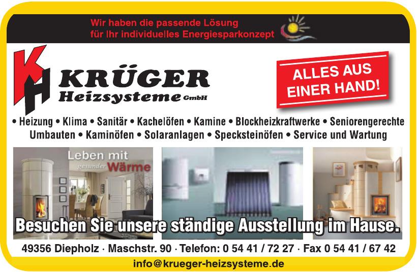 Krüger Heizsysteme GmbH