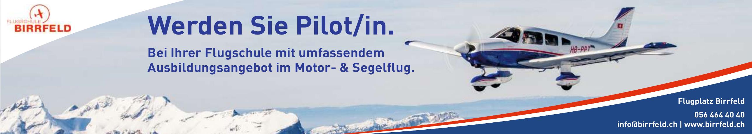 Flugschule Birrfeld