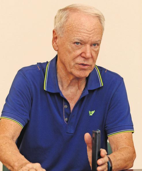 Prof. Dr. Peter Haase: Ich musste dann den Leuten sagen, dass Leistungssport nicht funktioniert Image 1