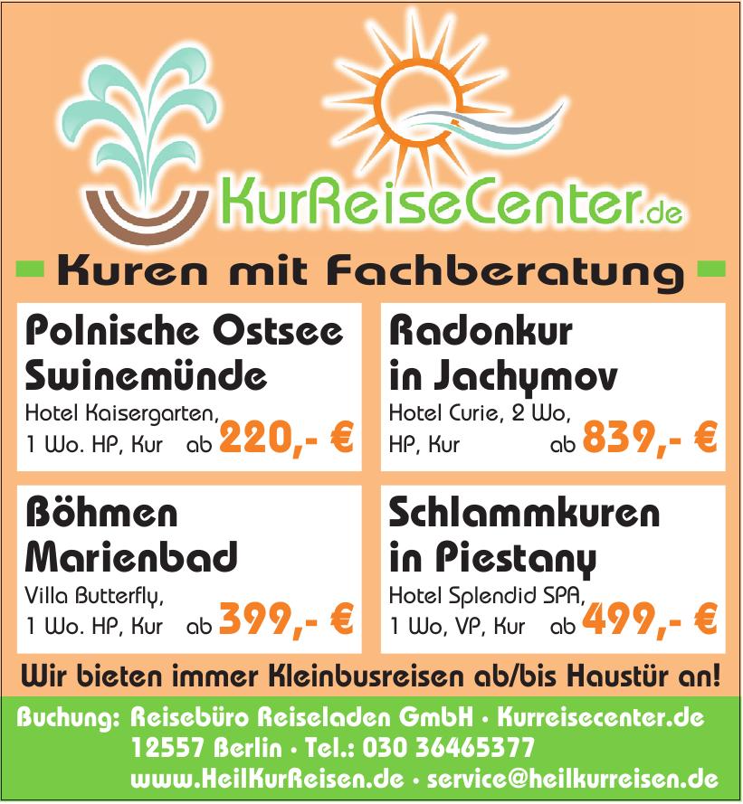 Reisebüro Reiseladen GmbH