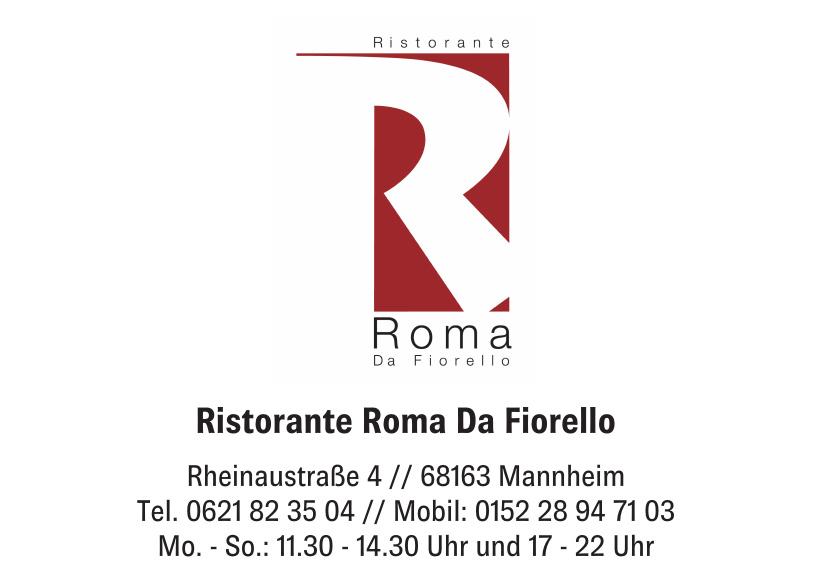 Ristorante Roma Da Fiorello