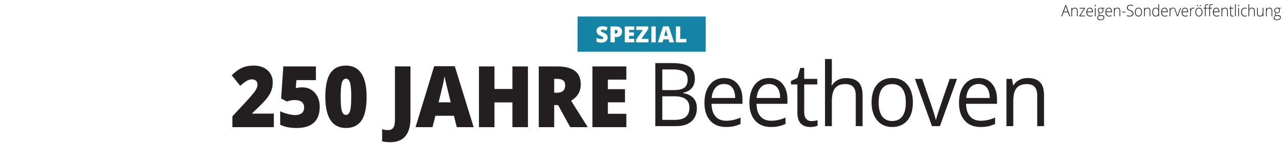 Beethovens Geburtsstadt Bonn lädt zur Jubiläumsfeier ein und verspricht, neue Seiten des Komponisten erlebbar zu machen Image 1