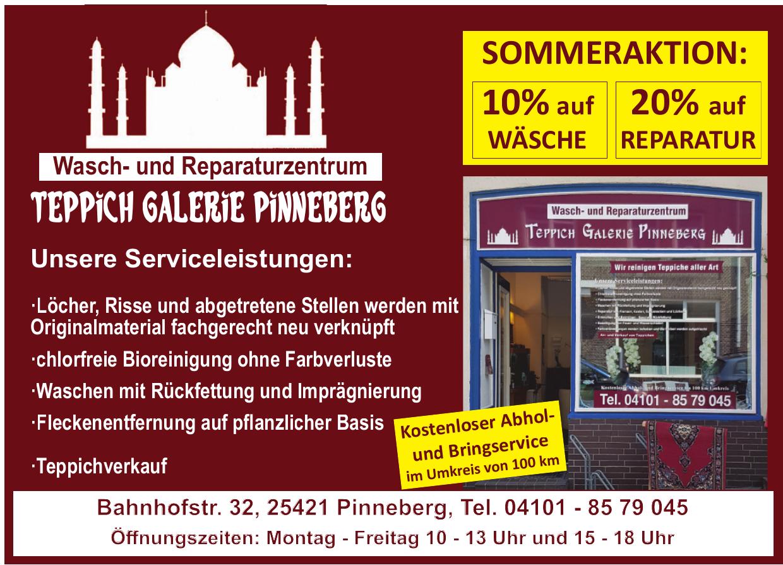 Teppich Galerie Pinneberg