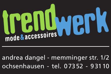 Trend Werk Andrea Dangel