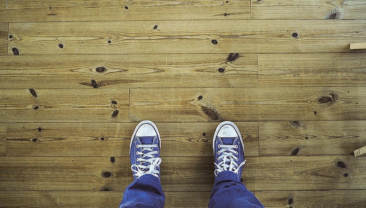 Fußböden sind verschiedenen Belastungen ausgesetzt.Foto: Pixabay.de