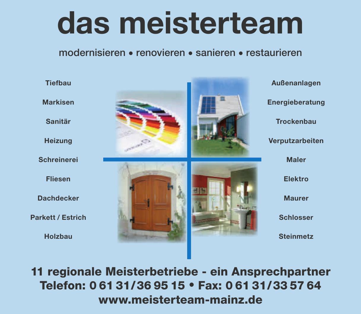 Meisterteam Mainz
