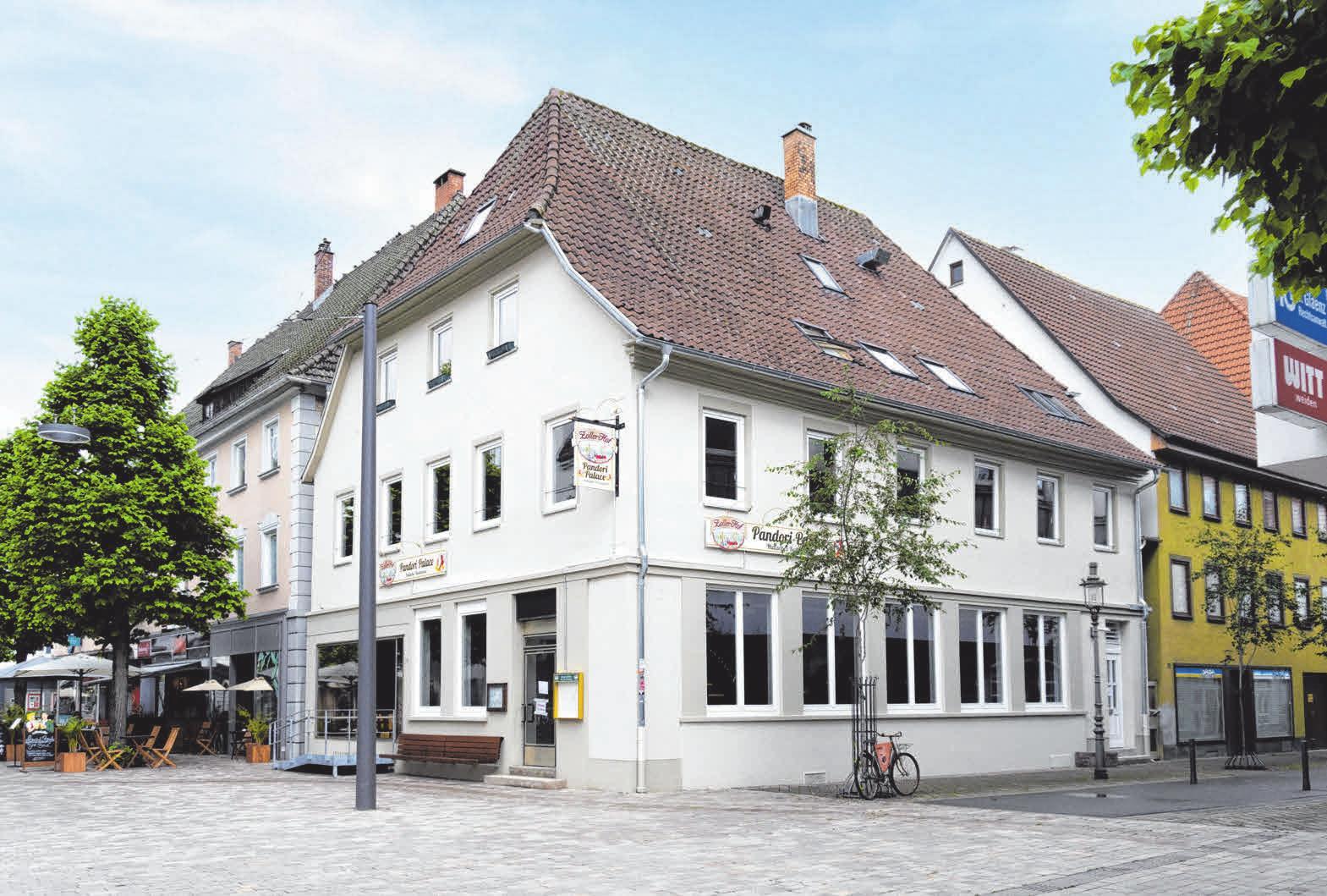 Die Wohnbau hat das Gebäude des ehemaligen Café Martin in Tuttlingens Innenstadt saniert.