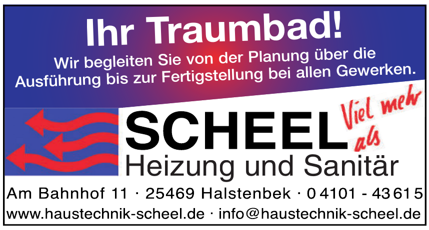 Haustechnik Scheel