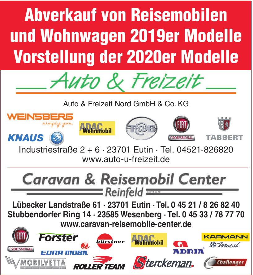 Auto & Freizeit Nord GmbH Co. KG