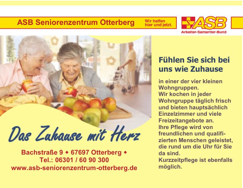 ASB Seniorenzentrum Otterberg