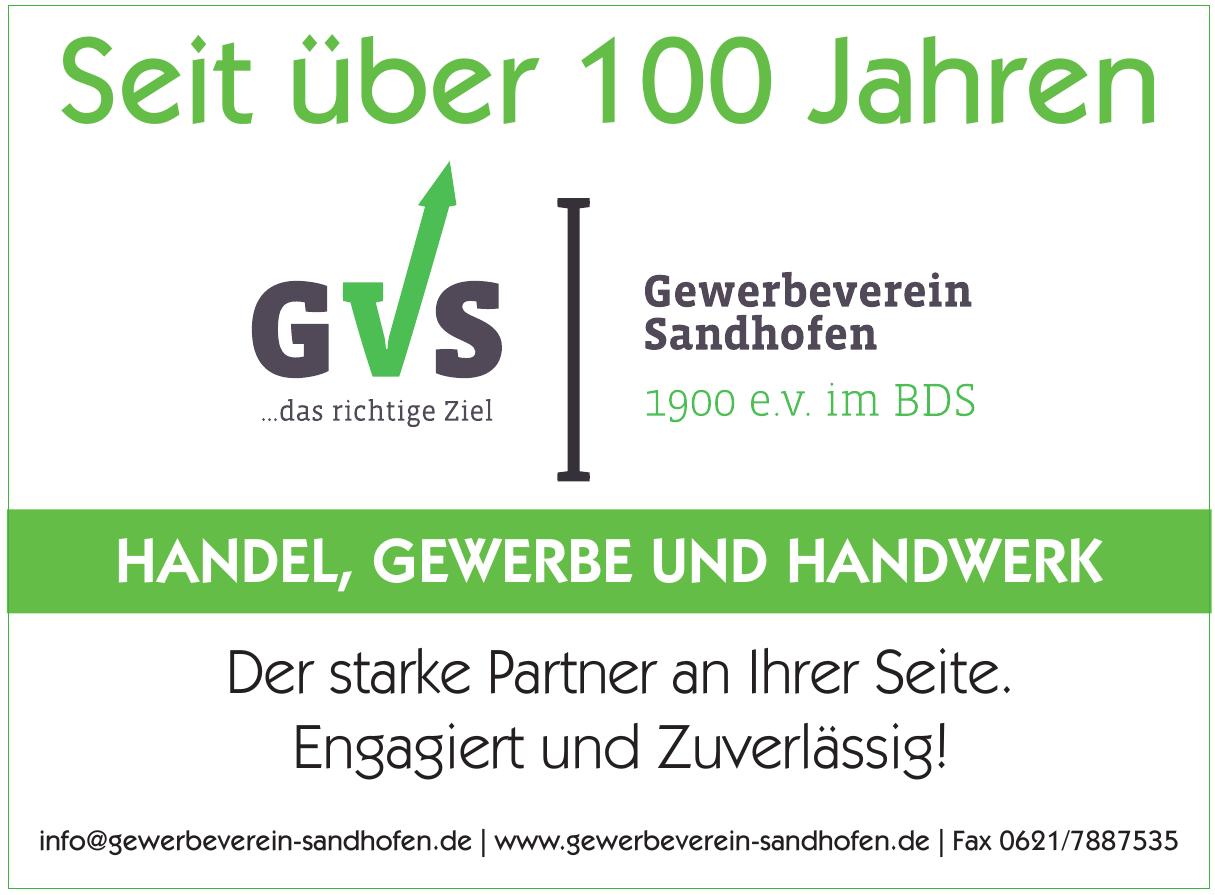 Gewerbeverein Sandhofen