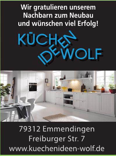 Küchen Ideen Wolf