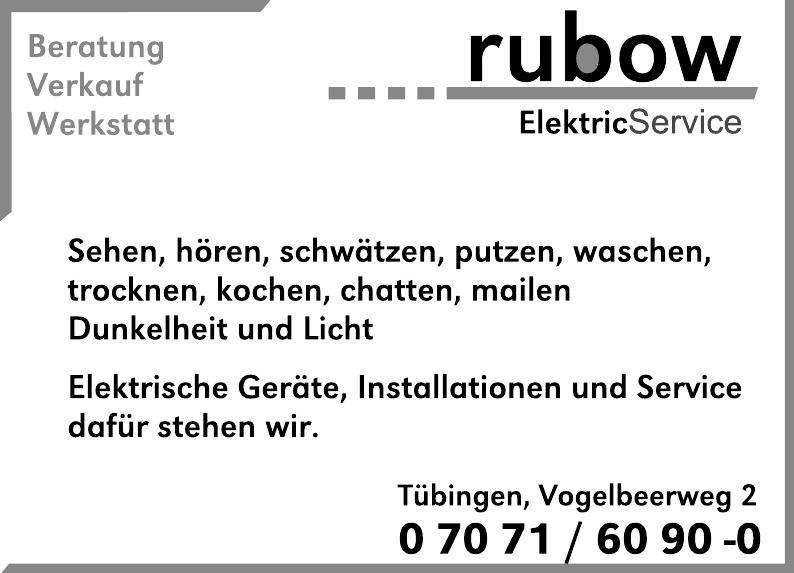 rubow ElektricService