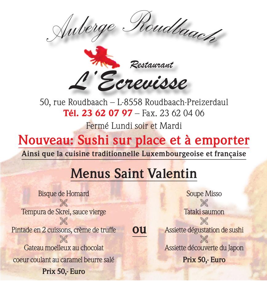 Restaurant L'Ecrevisse