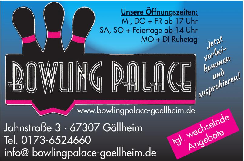 Bowlingpalace Göllheim