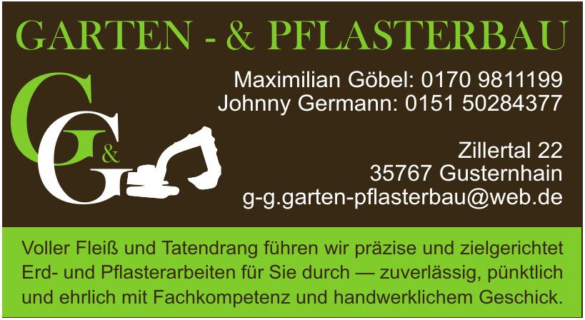 G&G Garten- & Pflasterbau
