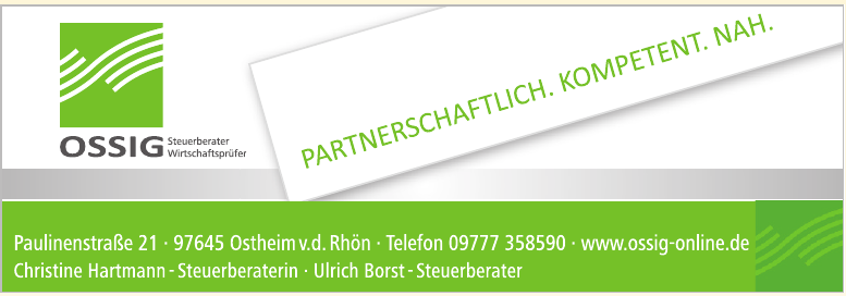 Ossig & Partner Bischofsheim