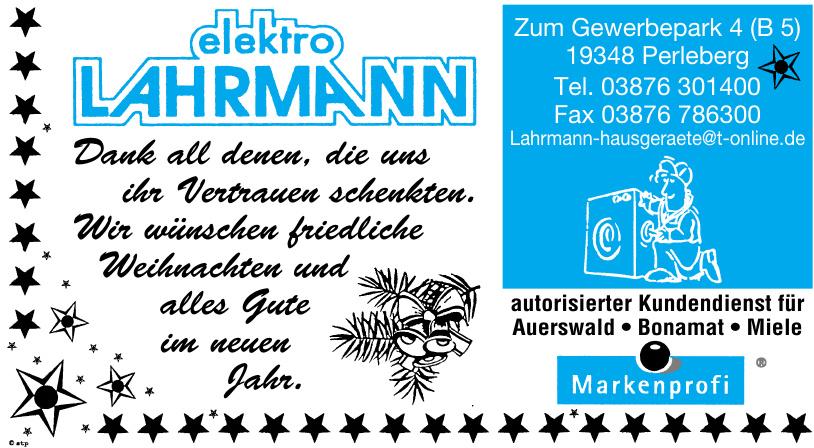 Elektro Lahrmann