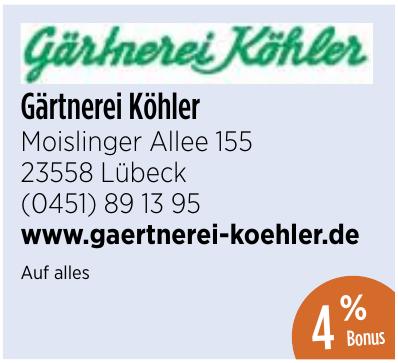 Gärtnerei Köhler