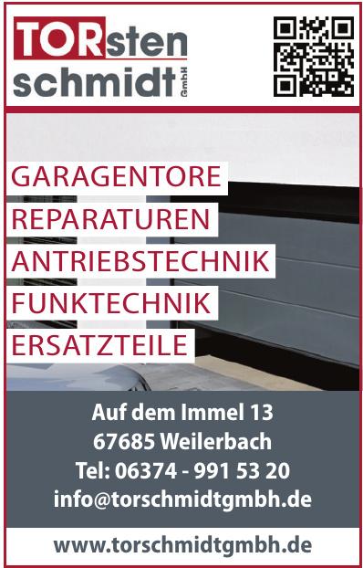 Torsten schmidt GmbH