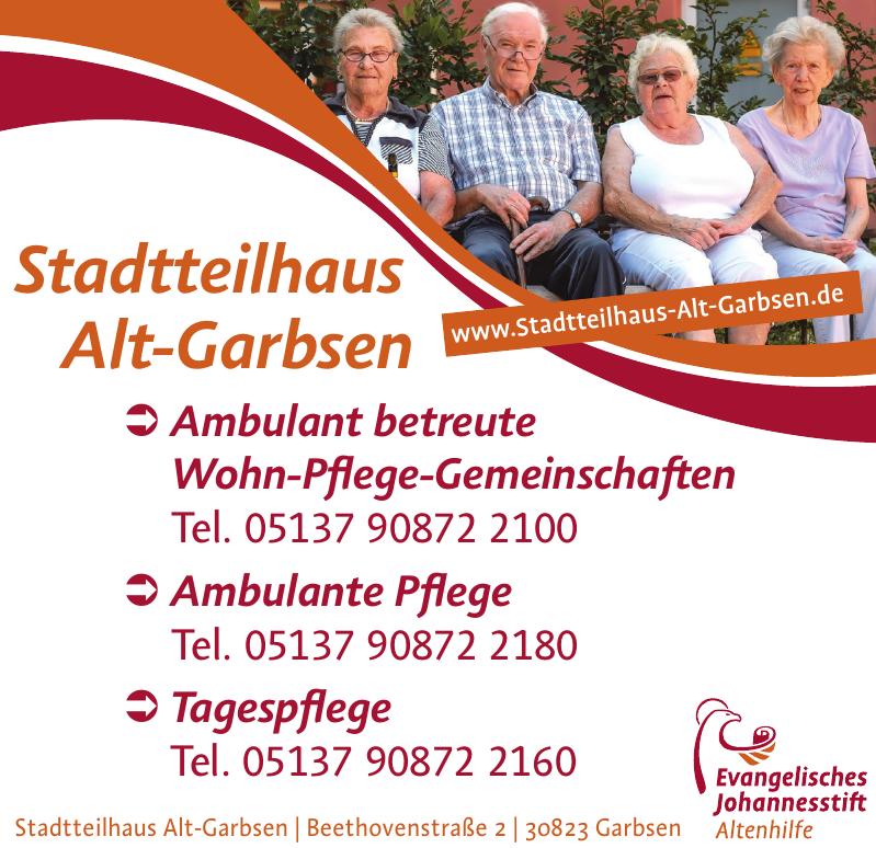 Evangelisches Johannesstift Altenhilfe