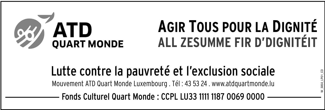 Mouvement ATD Quart Monde Luxembourg