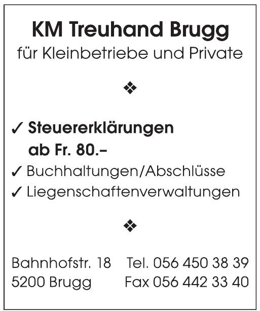KM Treuhand Brugg